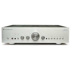 Cambridge Audio 651A Integrated Amplifier with USB Input, Silver
