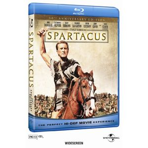 Spartacus (50th Anniversary Edition) (Blu-ray) (Widescreen)