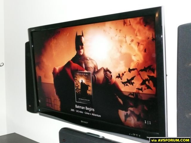 screen shot of Batman Begins from Media Browser. Great way to catalog your movies on a hard drive.