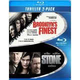 Brooklyn's Finest / Stone [Blu-ray]