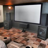 JTR Speakers based Theater