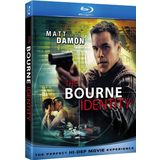 The Bourne Identity Blu-ray