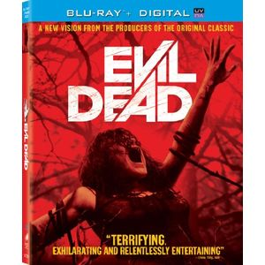 Evil Dead ( Blu-ray + UltraViolet Digital Copy)
