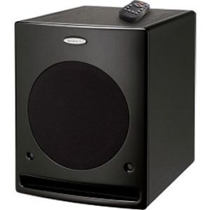 Velodyne DLS5000RB 15-Inch 600-Watt DLS Series Subwoofer with Remote (Black)