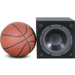 Pinnacle Speakers SUBcompact 300 Watt Powered Subwoofer (Black)