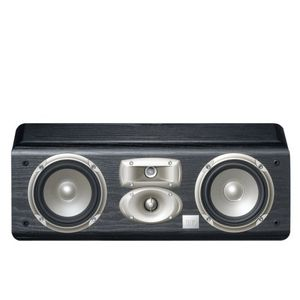 JBL LC1 3-Way, High Performance Dual 5 -1/4-Inch Center Channel Loudspeaker (Black)