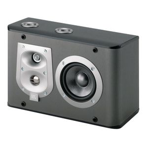 "JBL ES10BK 3-Way, 4"" Bookshelf Speaker - Black (Pair)"