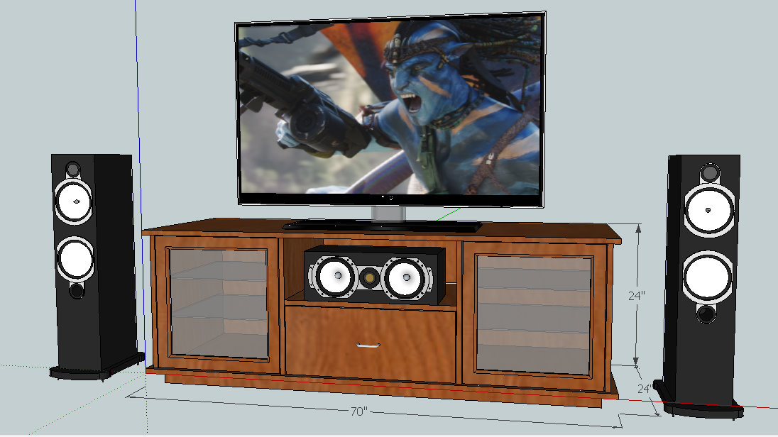 Plywood Tv Stand Designs : Pdf diy plywood tv stand plans download pool table lamp
