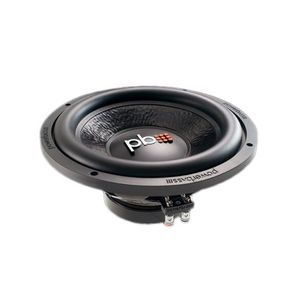 Powerbass M124D Powerbass 12-Inch Dual 4 Ohm Subwoofer