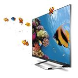LG Cinema Screen 55LM7600 55-Inch Cinema 3D 1080p 240 Hz LED-LCD HDTV