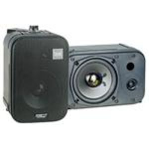 Pyle 5'' Two-Way Bass Reflex Mini-Monitor & Bookshelf/wall mount Speakers