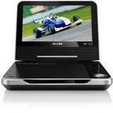 Philips PB9001/37 9-Inch 1080p Portable Blu-Ray DVD Player