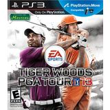 Tiger Woods - PGA TOUR 13 Playstation3 New