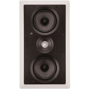 ARCHITECH PRESTIGE PS-525 LCRS Dual 5.25 inch Kevlar LCR In-Wall Speaker