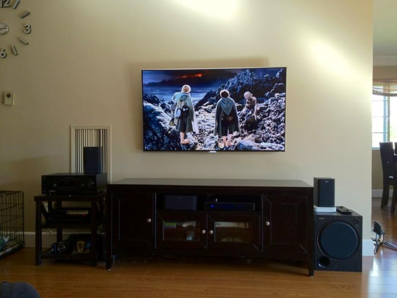 Am I Crazy To Ditch 5 1 System For Soundbar Avs Forum