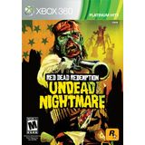 Red Dead Redemption: Undead Nightmare Collection Xbox 360 Game ROCKSTAR