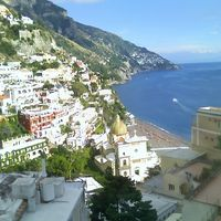 My View In Amalfi Coast Italy