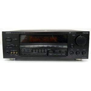 Onkyo TX-SV70Pro Audio Video Control Tuner Amplifier Receiver Dolby Surround Pro Logic