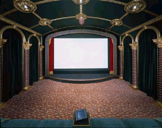 Motorized Blackout Shades For Arched Windows Avs Forum Home Theater Discussions And Reviews