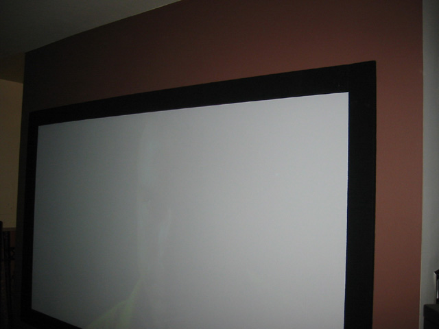 Behr silver screen paint for projector review ask home for Paint projector screen