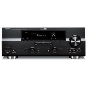 Yamaha HTR-6280BL 7.2-Channel Digital Home Theater Receiver (Black)