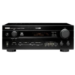 Yamaha HTR-5660 6-Channel Digital Home Theater Receiver