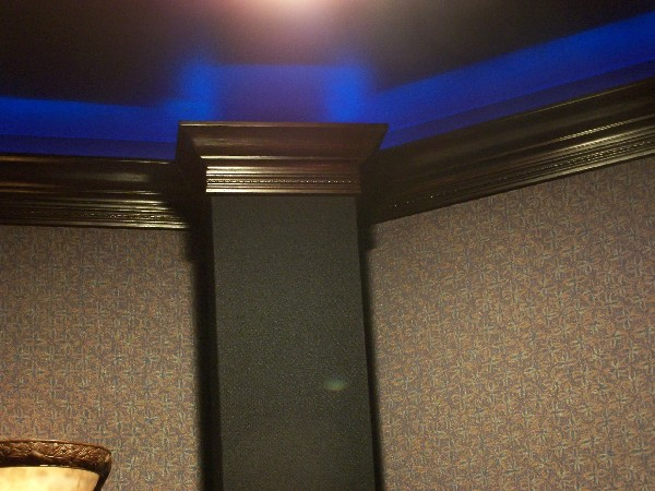 Crown moulding with rope light page 2 avs forum home theater ll aloadofball Choice Image