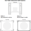 dgage's photos in Sub End Table Construction Opinion - 2 Options