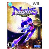 Nights: Journey Into Dreams Wii Game SEGA