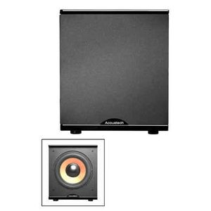 Acoustech H-100 Cinema Series 500-Watt Front-Firing Subwoofer
