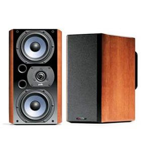 Polk Audio LSi9 Bookshelf Speakers (Pair, Ebony)