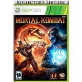 Mortal Kombat Kollector's Edition Xbox 360 Game Warner Bros. Studios