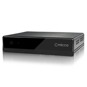 Micca EP250 G2 1080p Network Digital Media Player with 7.1 HD-Audio, Fast LAN Network, 2.5 inch SATA Bay