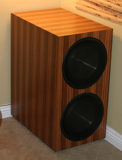 Finished My Sub 2 12 Quot Tc1000 Sealed Pics Avs Forum Home Theater Discussions And Reviews