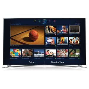 Samsung UN75F8000 75-Inch 3D Ultra Slim Smart LED HDTV