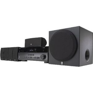 Yamaha YHT-597 5.1-Channel Network Home Theater System