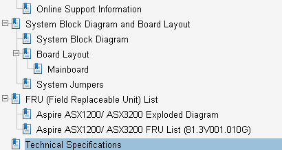 Acer Aspire X1200 Series: Possible HTPC? - Page 5 - AVS