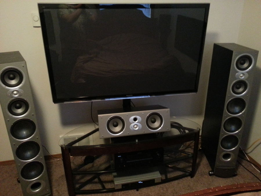 "55"" PANASONIC TC-P55UT50 PLAZMA