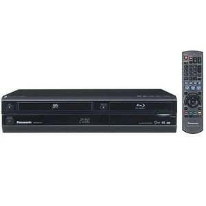 Panasonic Blu-ray Disc/VHS Multimedia Player - DMP-BD70V