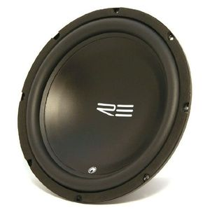 "Brand New Re Audio Rex8d4 8"" 175 Watt Rms Rated Dual Voice Coil 4 Ohm Car Subwoofer with the Top Sound Quality! **Free Shipping**"