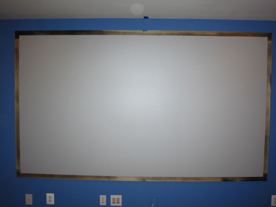 Finally done painting the screen!