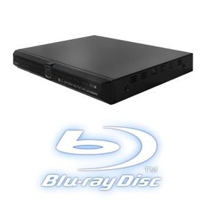 Seiki Multi Region BluRay DVD Player (120 - 240 V)