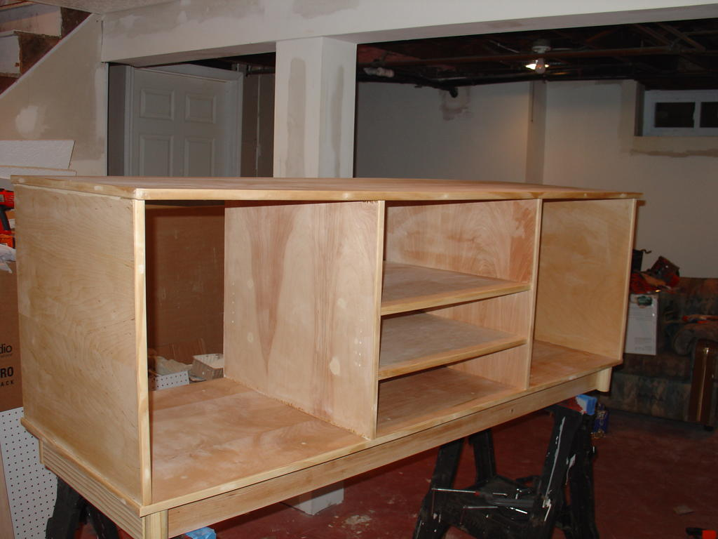 Build You Own BYO TV Stand Page 34 AVS Forum Home