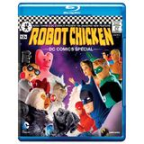 Robot Chicken: DC Comics Special (Blu-ray) (Widescreen)