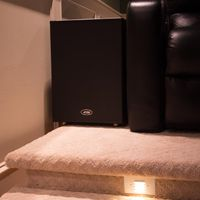 Hsu subwoofer sounds terrific