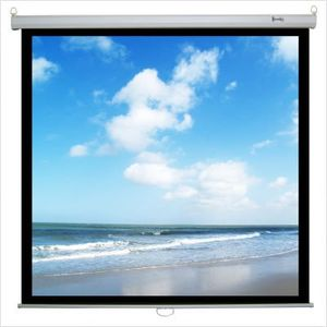 "Retract Plus Premium Screen - Wide Format- 50""x80"" - 69""x110"""