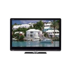 Sharp LC-46LE810UN AQUOS 46-Inch 1080p X-Gen LCD HDTV with Quad Pixel Technology