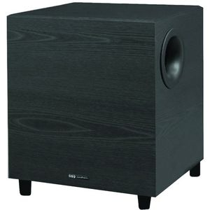 "New-BIC VENTURI V80 8"" 200-WATT POWERED SUBWOOFER - BICV80"