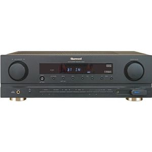 2.1-Channel Virtual Surround Sound Receiver