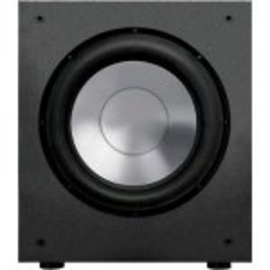 "12"" 475-Watt Front Firing Powered Subwoofer Adjustable Crossover"